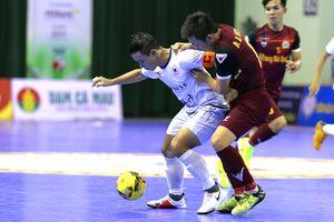 Trực tiếp Futsal HDBank VĐQG 2018: Sài Gòn FC vs Kim Toàn Đà Nẵng