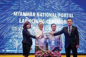FPT IS hoàn tất Cổng thông tin điện tử quốc gia Myanmar