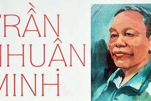 Thi sĩ Trần Nhuận Minh với những câu thơ mỏng tựa cánh chuồn