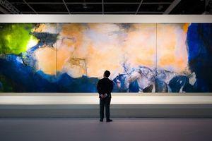 Lộ diện bức tranh sơn dầu có giá hơn 1.500 tỷ đồng Việt Nam