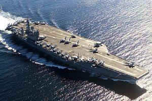 Thực lực tàu sân bay Mỹ đối mặt nguy cơ khốn khó?