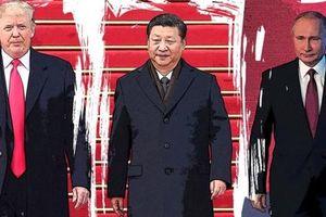 Bất ngờ lý do Mỹ đang mất dần tín nhiệm vào Nga và Trung Quốc