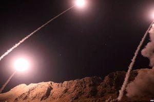 Phản ứng bất ngờ của Mỹ từ đòn tấn công liều mình Iran nhằm vào Syria