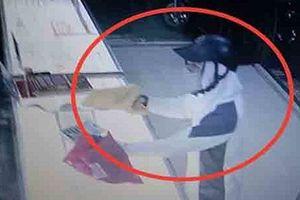 Khẩn trương truy bắt kẻ bịt mặt cướp tiệm vàng ở Nam Định