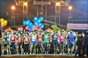 Giải Marathon quốc tế TP.HCM Techcombank 2018 đồng hành cùng sự kiện chạy bộ từ thiện Uprace