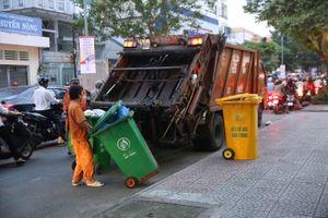 TP.HCM đưa ra nhiều yêu cầu về xe chở rác