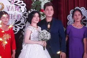 Lễ cưới ở quê của ca sĩ Lâm Chấn Huy và cô dâu 9X