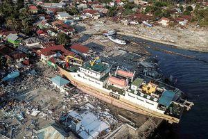 Giới khoa học bàng hoàng trước sức tàn phá của sóng thần Indonesia