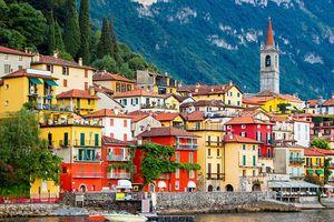 Một thoáng Varenna, ngôi làng thơ mộng soi bóng bên hồ ở Italy