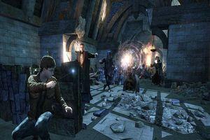 Rò rỉ hình ảnh trò chơi Harry Potter phiên bản trực tuyến