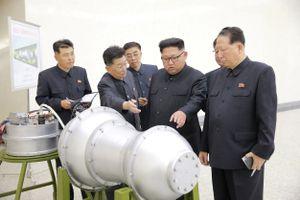 Hàn Quốc đoán Triều Tiên có thể có 60 quả bom hạt nhân