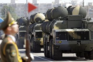 Israel, Châu Âu nằm trọn trong tầm ngắm của vũ khí Nga đưa đến Syria