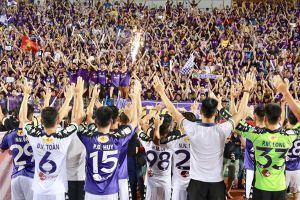 Vòng 24 - Nuti café V.League 2018: Vết mờ trên chiếc Cúp