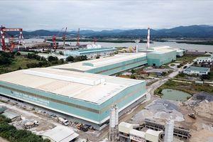 Hậu Vinashin: 8 năm hoang tàn bỏ mặc, không thể tin nổi đây là nhà máy thép từng ngốn 3.300 tỉ đồng đầu tư