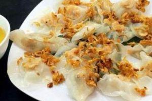 6 món ăn 'làm mưa làm gió' khi lang thang phố Hội