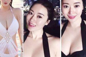 Người đẹp Mông Cổ, Hồng Kông gặp rắc rối với đàn ông vì vòng 1 lớn cả mét