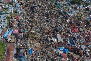 Trận sóng thần lạ lùng