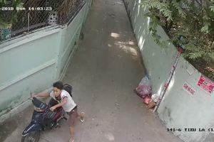 Những đứa trẻ 'sa lầy' trong trộm cắp