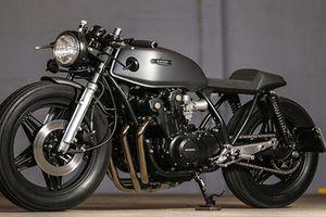 Chiêm ngưỡng Honda CB750 độ cafe racer đẹp hoàn mỹ