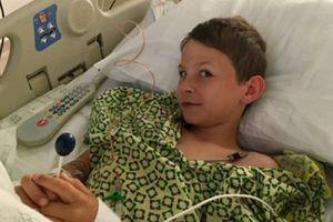 Cậu bé 7 tuổi suýt mất mạng vì lý do khiến ai cũng bất ngờ