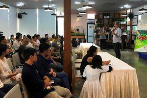 Tăng tốc cuộc thi Khởi nghiệp đổi mới sáng tạo du lịch TPHCM