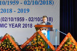 Đại học Nha Trang kỷ niệm ngày truyền thống và khai giảng năm học mới