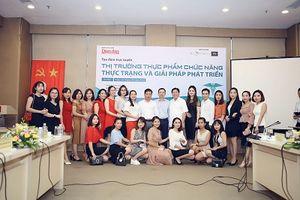 Tọa đàm về quản lý và phát triển thị trường TPCN tại Việt Nam