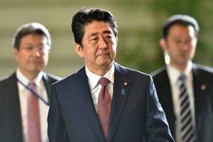 Nội các Nhật Bản đồng loạt từ chức