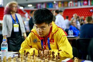 Cờ vua Việt Nam thắng tưng bừng ở vòng đấu thứ 7 Olympiad