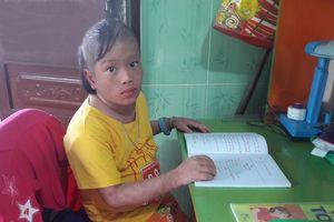 Cô bé hiếu học mắc bệnh hiểm nghèo