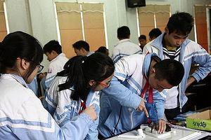 Phân luồng học sinh sau THCS: Vẫn là thách thức đối với học nghề