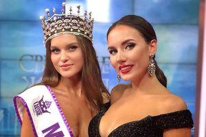Người thay thế Hoa hậu Ukraine bị tước vương miện ở Miss World là ai?