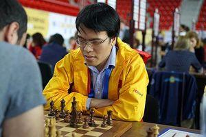 Cờ vua Việt Nam thắng tưng bừng ở Olympiad