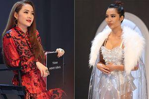 Bị chỉ trích 'không nên làm HLV The Face', Minh Hằng nói gì?