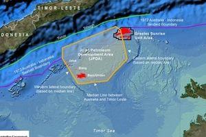 ConocoPhillips thoái vốn tại mỏ khí Sunrise ở Đông Timor