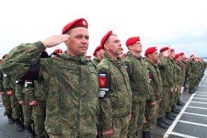 Nga tuyên bố chưa bắn trượt mục tiêu nào trong 3 năm tham chiến ở Syria
