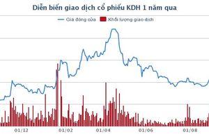 Nhà Khang Điền: Quỹ Vietnam Ventures Limited đã mua 4 triệu cổ phiếu nâng sở hữu lên 6,68%