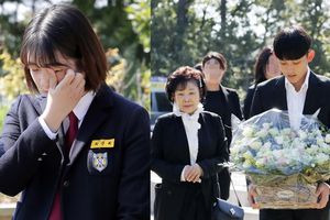 Kỷ niệm 10 năm ngày Choi Jin Sil tự tử: Hai con đã trưởng thành và bước qua nỗi đau mất mẹ