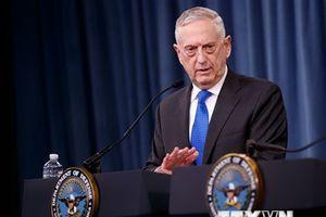 Bộ trưởng Quốc phòng Mỹ vẫn lạc quan về quan hệ với Trung Quốc