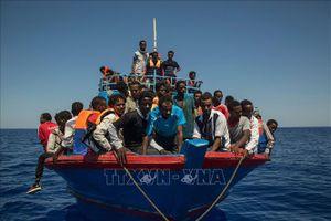 Đắm tàu trên Địa Trung Hải, 34 người thiệt mạng