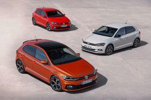 Cập nhật bảng giá xe Volkswagen tháng 10/2018