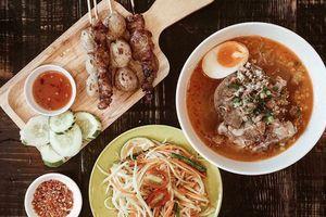 Những quán ăn Thái đẹp 'đứng hình', mê hoặc người Sài Gòn