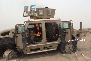 Chiến binh Houthi nhất loạt tung đòn đánh chặn liên quân Ả rập Xê út