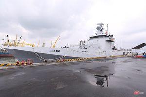 Tham gia tập trận, tàu tuần tra Hải quân Brunei đến thăm Đà Nẵng