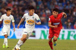 Vòng 25 V-League: HAGL chia điểm, XSKT Cần Thơ cầm chắc vé xuống hạng