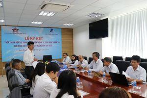VNPT ký kết hợp tác toàn diện về VT-CNTT với Sở Giáo dục và Đào tạo Bình Thuận
