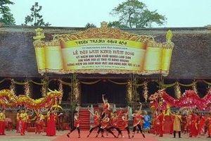 Lễ hội Lam Kinh 2018: Tái hiện hào khí 600 năm khởi nghĩa Lam Sơn