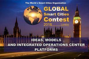 Tập đoàn AIC thắng lớn tại cuộc thi toàn cầu về Thành phố Thông minh