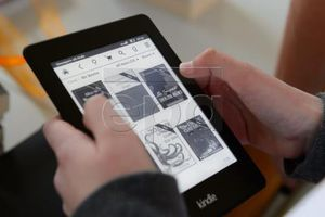 EU giảm thuế VAT đối với e-book