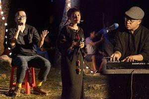 Liveshow đặc biệt của Lộn Xộn Band: Khi những giai điệu không còn 'lộn xộn' vang giữa núi rừng Tây Bắc